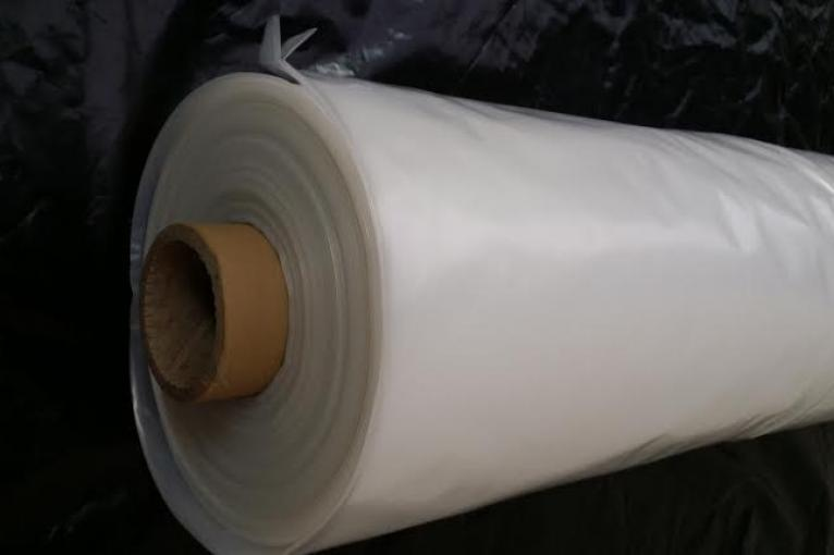 4m x 50m Clear Shrinkwrap
